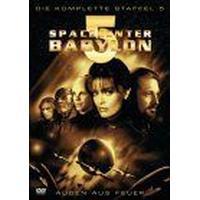 Spacecenter Babylon 5 - Staffel 5 [DVD]